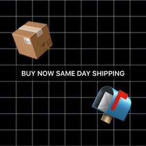 SAME DAY SHIPPING?